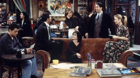 The return of rachel, monica and phoebe in a jimmy kimmel skit has now been compounded by more friends nostalgia, with the iconic central perk the coffee shop served as the setting for so many memorable scenes, including joey revealing his crush on rachel to ross (rachel?!), the arrival of. 'Friends' Central Perk pop-up coffee shop to open in NYC ...
