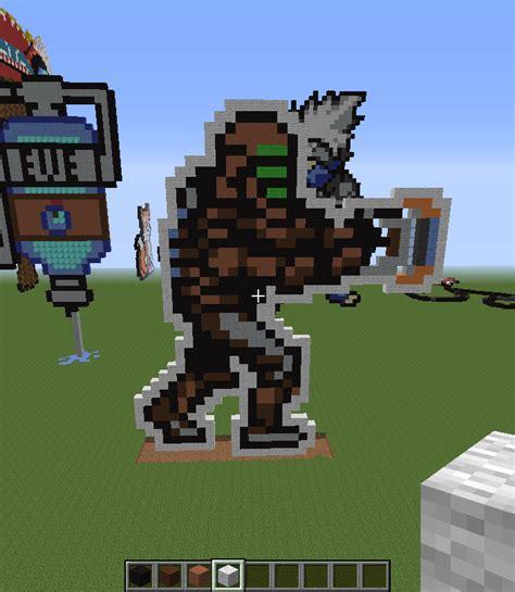 Dead Space Minecraft Pixel Art By Rest In Pixels On