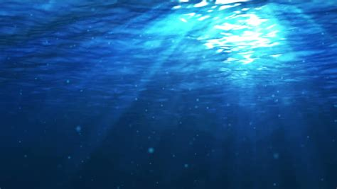 Bright Water Animated Wallpaper - ship caustic stock footage 3939707