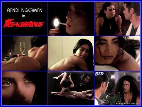 Randi Ingerman nude pictures gallery, nude and sex scenes