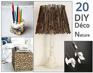 Objet Bambou Faire Soi Meme : deco nature a faire soi meme visuel 7 ~ Melissatoandfro.com Idées de Décoration