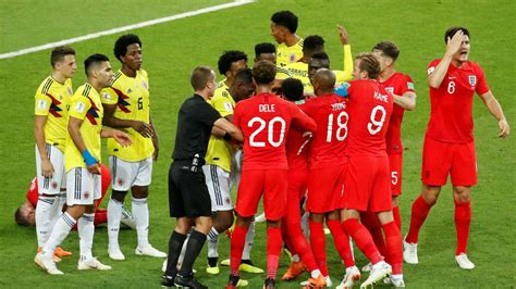 Fifa world cup round of 16. England v/s Colombia, FIFA World Cup 2018: Coach Pekerman ...