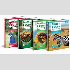 Math In Focus Singapore Math Homeschool Packages