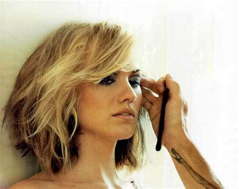 8 Choppy Bob Hairstyles For Thick Hair