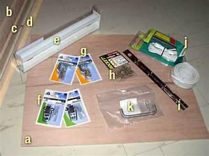 Fausse Fenetre Lumineuse : fabriquer votre table lumineuse ~ Melissatoandfro.com Idées de Décoration