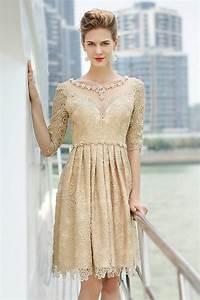 petite robe dentelle chic luxe pour soiree avec manches With robe de soirée de luxe