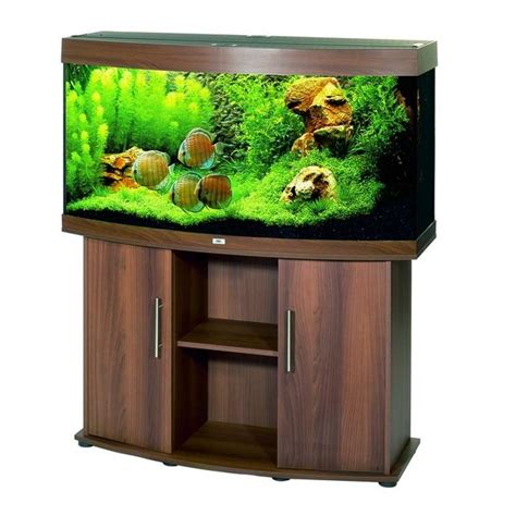 juwel vision 260 aquarium cabinet wood