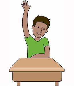 Raise Hand Clipart – 101 Clip Art