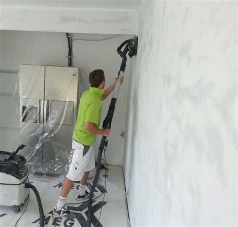 Decke Spachteln Und Schleifen by Wohnideen Wandgestaltung Maler Sch 246 Ne Glatte W 228 Nde