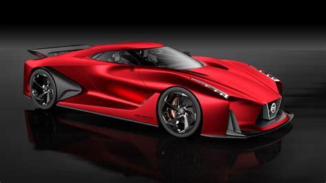 Nissan Concept 2020 Vision Gran Turismo 4k Wallpaper