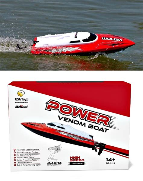 Remote Speed Boats by Remote Speed Racing Boats Time Treasures
