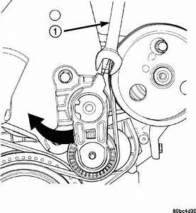 2003 Dodge Neon Serpentine Belt Diagram