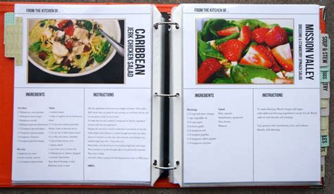 homemade recipe book  document life workshop recipe
