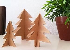 Cómo hacer un árbol para Navidad de cartón Manualidades