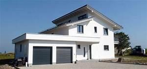 Fertighaus 2 Familien : haus mit pultdach in onnens haas fertighaus ~ Michelbontemps.com Haus und Dekorationen