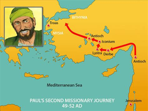 freebibleimages paul  silas travel  philippi paul  silas  guided  philippi