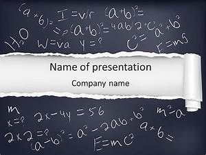 math powerpoint templates free download - math ppt templates