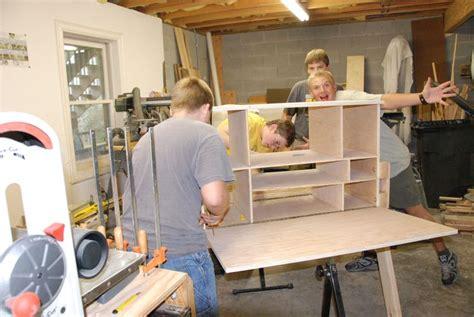 chuck box boy scout  patrol box assembly part
