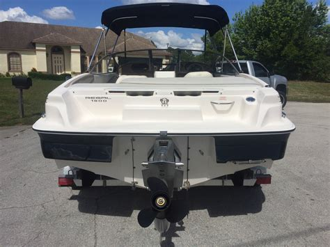 Fast Boat Hull Design by Regal 1800 Lsr Fast Track Hull Design 2004 For Sale For