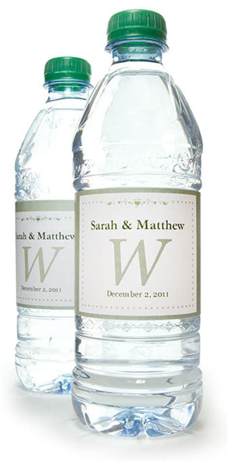 water bottle labels personalized water bottle labels