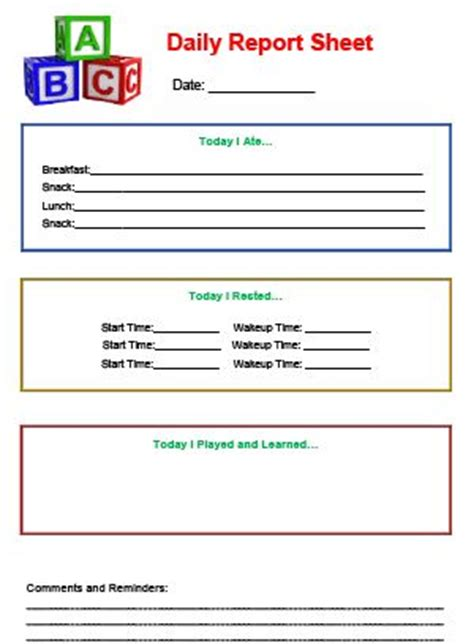 25 great ideas about infant daily report on 114 | e82cfdd72d1f0e0d3b601cf99d9d2ef3 daycare daily report nanny binder