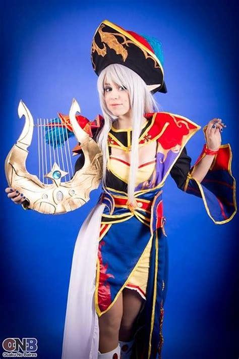 elf bard forsaken world cosplay tokyo otaku mode gallery