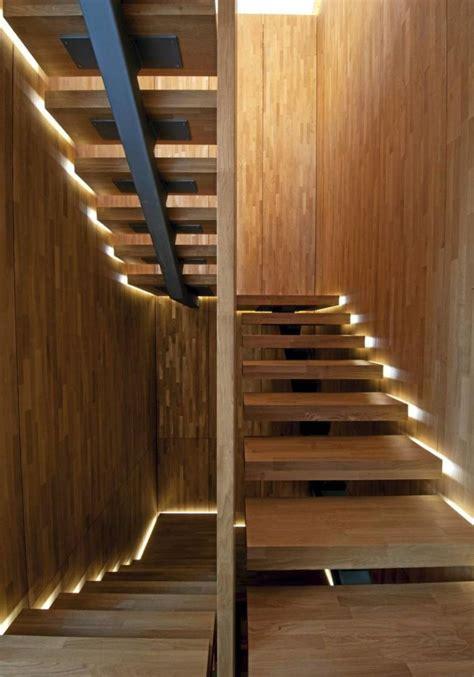 eclairage marche escalier interieur bande led pour 233 clairage int 233 rieur moderne joli et pratique