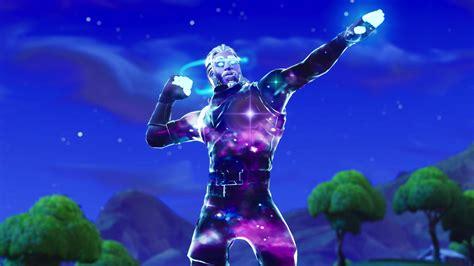 fortnite galaxy skin    gameplay video cnet