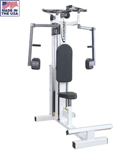 Pec Deck Machine Weight by Pec Deck Machine Legend Fitness 901