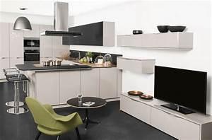 cuisine ouverte 5 idees pour delimiter l39espace darty With idée d aménagement cuisine