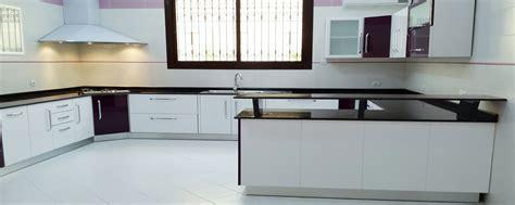 model cuisine equipee algerie cuisine cagnarde moderne