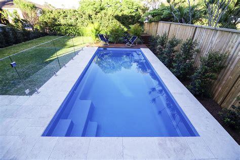 Swimming Pool Colour Range