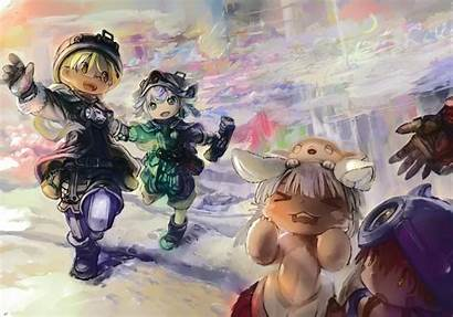 Abyss Riko Wallpapers Reg Nanachi Prushka Manga