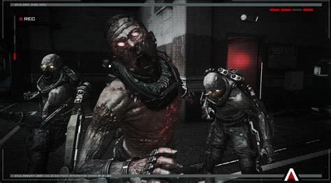 exo zombies call of duty advanced warfare reveals more exo zombies