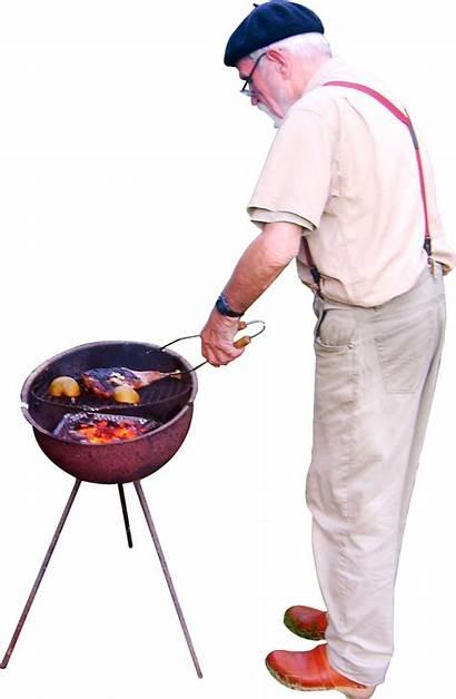 Bbq Photoshop Cut Barbeque Grilling Skalgubbar Cooking