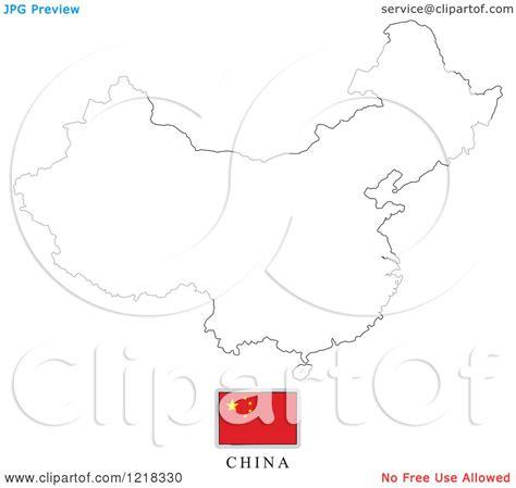 China Map Outline Vector Wwwimgkidcom The Image Kid