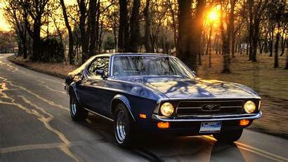 Muscle Cars Wallpapers Mustang Desktop Ford Mobile