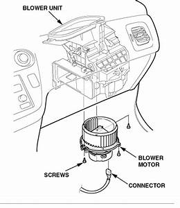 Blower Motor Not Working  I Have A 2003 Honda Odyssey And