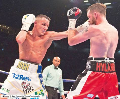 Josh Warrington Punches His Way To Title Shot