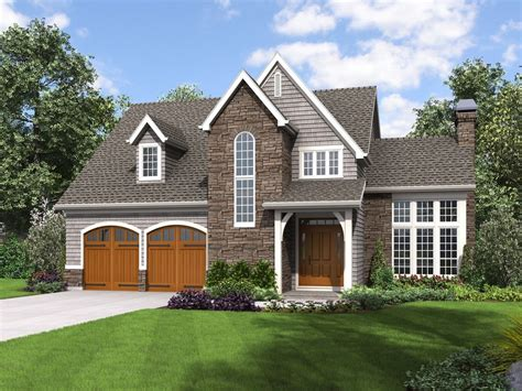 Craftsman Style House Plan 4 Beds 2 5 Baths 2190 Sq/Ft