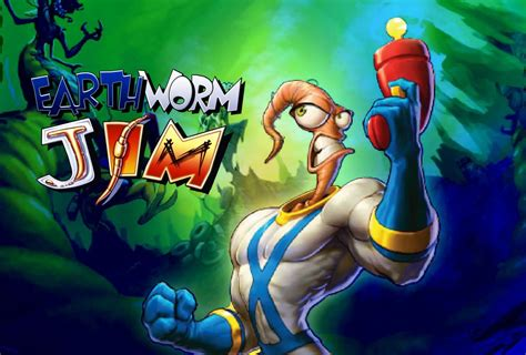 earthworm jim earthworm jim makes battle eat dirt by batkong40 on
