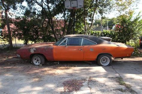 Purchase used 1969 Dodge Charger For Sale . The General