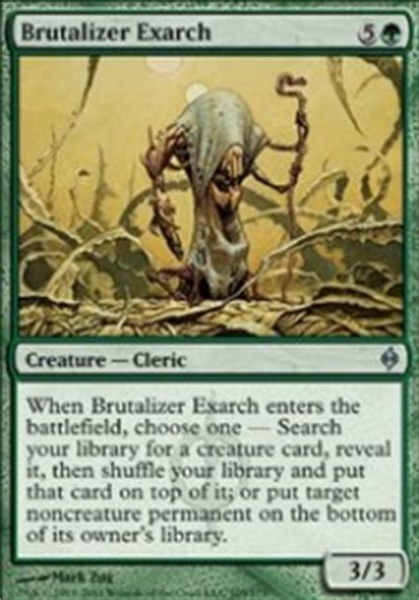 green control actually works modern mtg deck