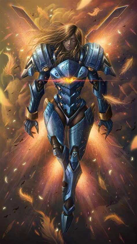 overwatch pharah wallpapers  android gamers wallpaper