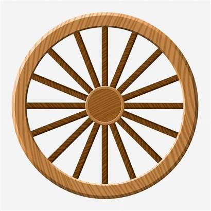 Wheel Clipart Wooden Wood Raft Illustration Webstockreview