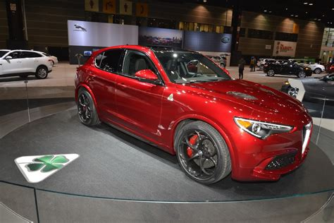 alfa romeo stelvio qv looking to make some noise in