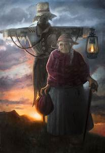 Howl's Moving Castle: Sophie and the Scarecrow by ...