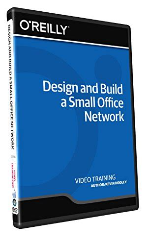 design  build  small office network training dvd