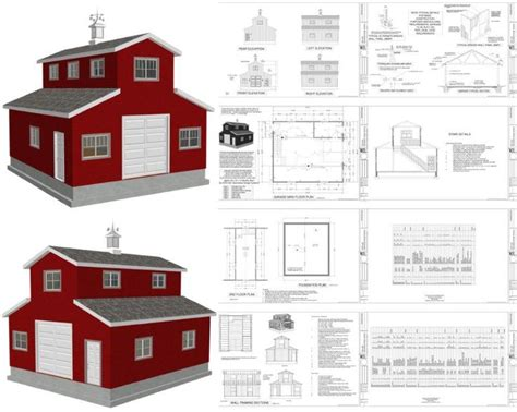 pole barn home floor plans with garage 25 best ideas about pole barn plans on