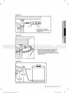 Samsung Dw80r5060us Top Control Dishwasher Installation Guide
